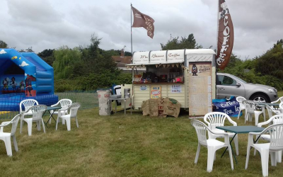 Rice at Clacton fun day 2017