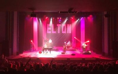 No.1 Elton UK Tour