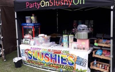Party On Slushy On 5