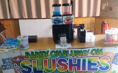 Party On Slushy On 4