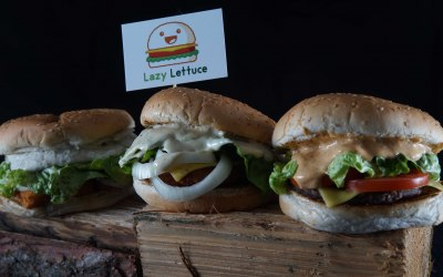 Our Burger Lineup