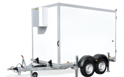 Mobile refrigeration unit