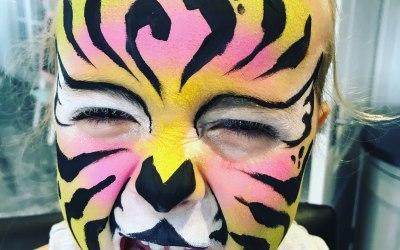 Rainbow tiger