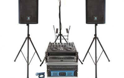 500w MP3 DJ Party Package 1