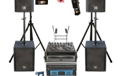 1000w MP3 DJ Party Package 2