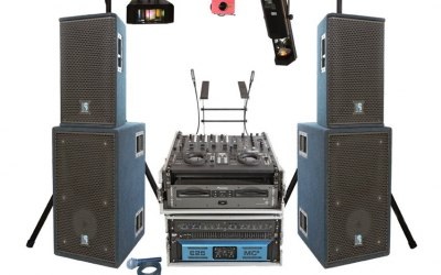 2000w MP3 DJ Party Package 3