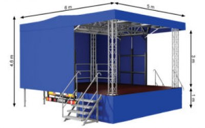 Mobile Stage Package 2