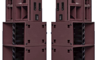 Speaker System Hire