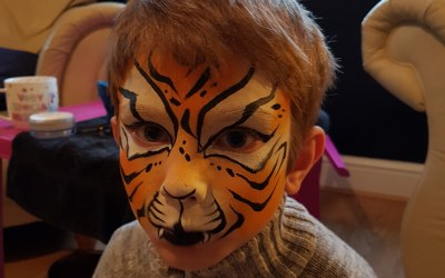 Mirror Mirror Face Painting 6