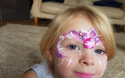 Mirror Mirror Face Painting 5