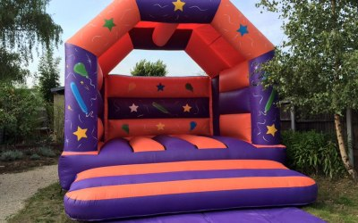 Adults bouncy castle