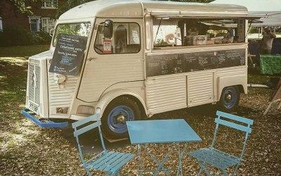 Polly our HY van