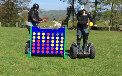 Segway connect 4