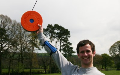 Sky Bow moving target archery