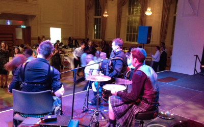 Pentlands Ceilidh Band Assembly Rooms Edinburgh
