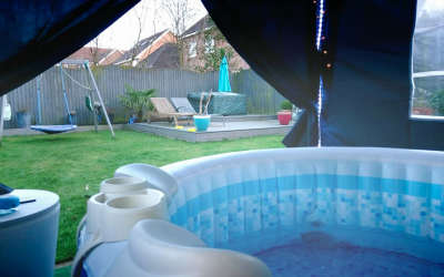 Hire A Hot Tub (Staffordshire and Cheshire) 6