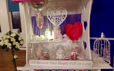 Sweet Carts for all occasions from £50