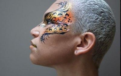 The Boho Butterflies - Face Artists 5