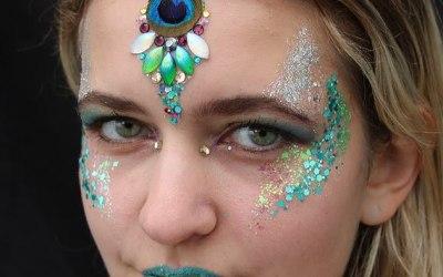 The Boho Butterflies - Face Artists 6