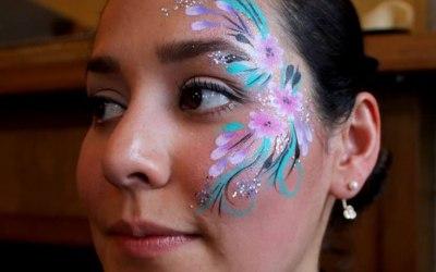 The Boho Butterflies - Face Artists 3