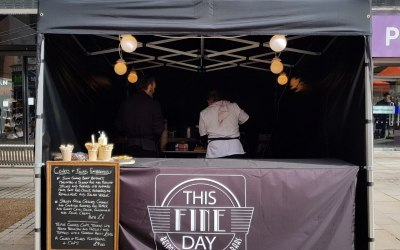 Pop-up Street Food