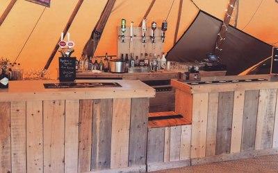 ELM Vintage Bar Hire 1