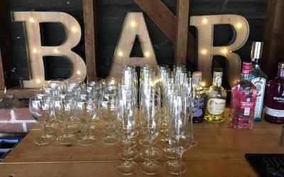 ELM Vintage Bar Hire 9