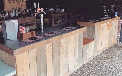 ELM Vintage Bar Hire 5