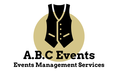 A.B.C Events Logo