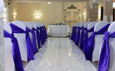 Pretty White Weddings & Events 1