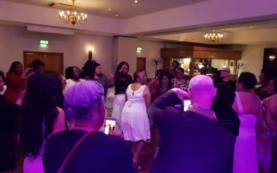 60th Birthday Party, Hallmark Hotel Birmingham