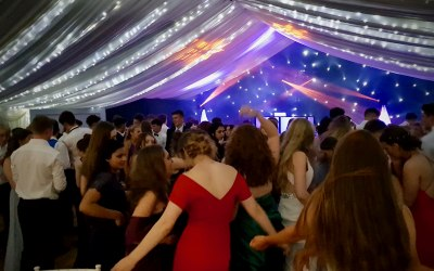 School Prom, Coombe Abby Hotel