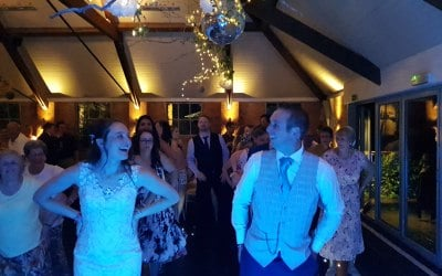 Wedding, Gorcott Hall Redditch