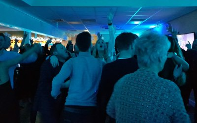 New Years Eve Party WWSC, Solihull