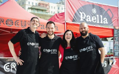 Crocus Paella 2