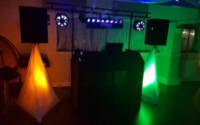 Wedding set up 03/11/17