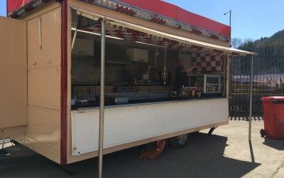 Jade's Burger Van 1
