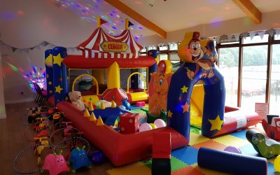 Kidz Bouncy Castles & Soft Play Hire Specialists 4