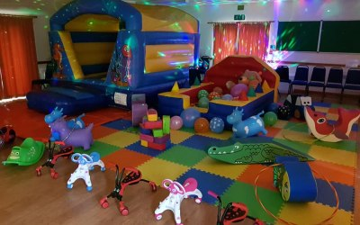 Kidz Bouncy Castles & Soft Play Hire Specialists 9