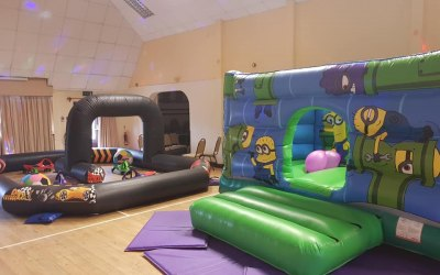 Kidz Bouncy Castles & Soft Play Hire Specialists 8