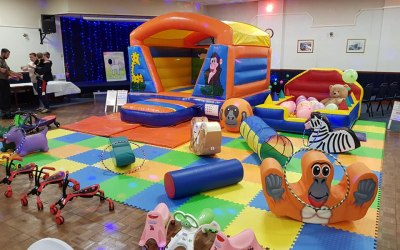 Kidz Bouncy Castles & Soft Play Hire Specialists 3