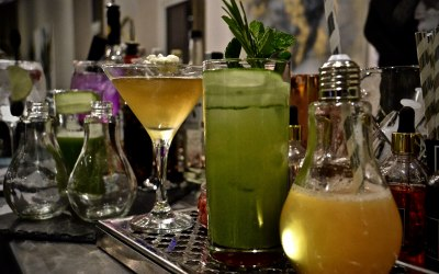 Cocktail Chemistry 7