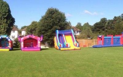 Beckenham Bouncy Castles  3