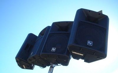EV Speaker Array