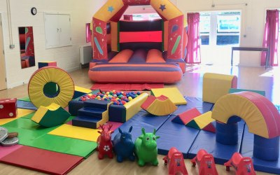 Soft Play & Bouncy Castle Packages