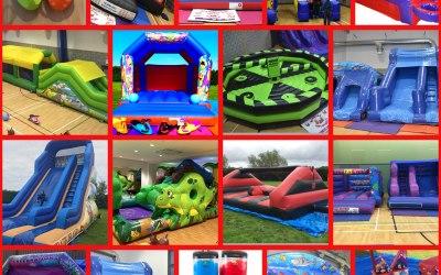 Premier Inflatables- Bouncy Castle Hire 3