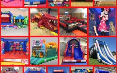 Premier Inflatables- Bouncy Castle Hire 2