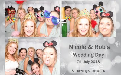 Selfie Party Booth 7