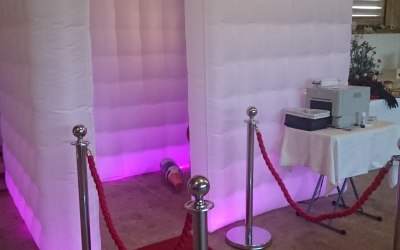 Selfie Party Booth 1