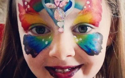 Carousel Face Painting 9